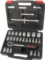 Hilka Drive Socket Set 32 Piece - 1/2""